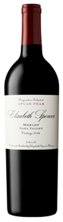 2016 Merlot, Atlas Peak