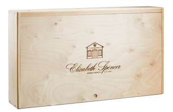 Wooden Gift Box - 6 Bottles Image